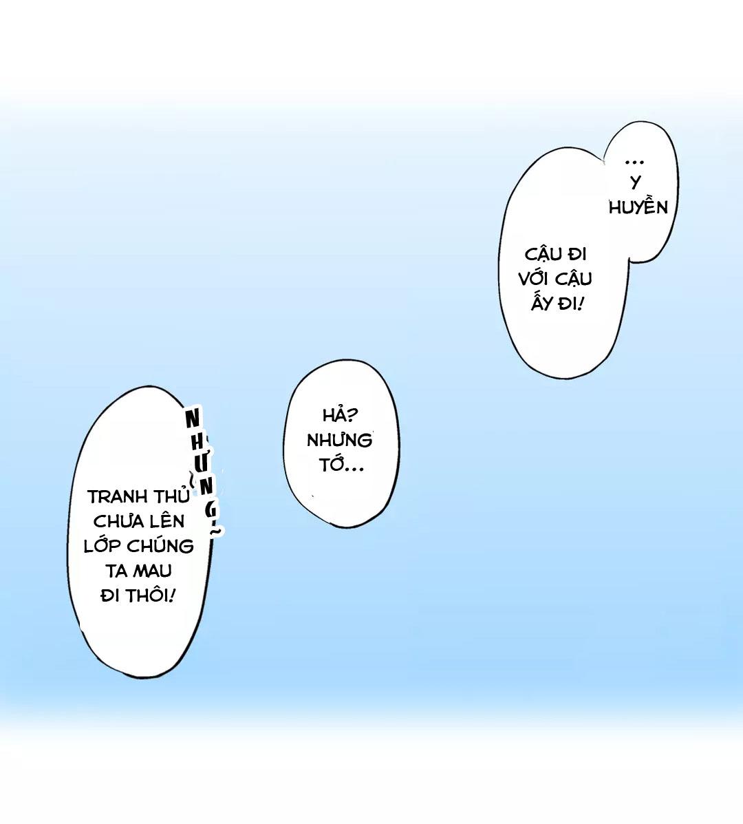 Một Giây Để Hôn Em Chap 5 - Next Chap 6
