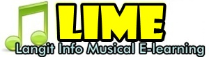 LIME | Download Partitur | Software Musik