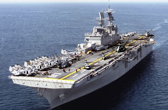 USS Bataan (Kelas Wasp)
