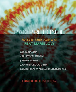Salvatore Agrosi Featuring Marie Joly ::  Paix Profonde