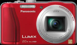 harga spek kamera saku terbaru Panasonic Lumix DMC- ZS20
