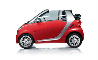 The 2012 Smart ForTwo Electric Drive