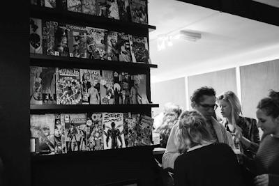 Comics The Arcade Hotel