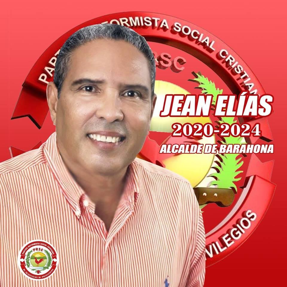 Jean Elias Alcalde Barahona PRSC