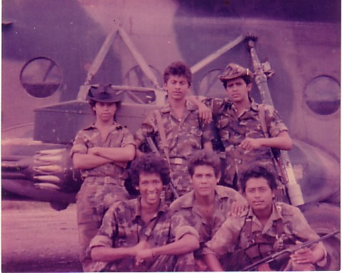 Jovenes de las tpa jovenes de nicaragua for Ministerio del interior instituciones penitenciarias