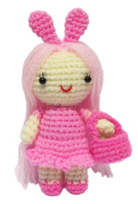 Pink Little Lady (free pattern)