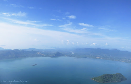 Aerial View of Phuket