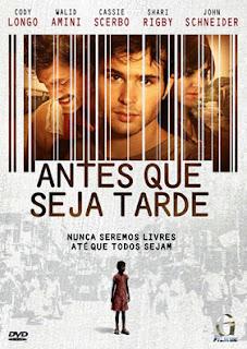 Antes Que Seja Tarde - DVDRip Dublado