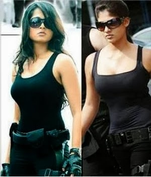 Anushka & Nayantara  to save Star Producers