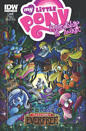 MLP Friendship is Magic #27 Comic