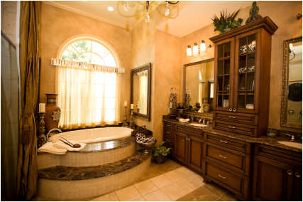 Old World Bathroom Design Ideas | Home Interiors