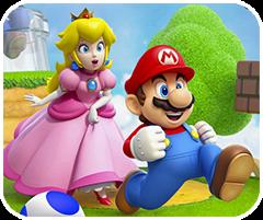chơi game Mario cứu công chúa