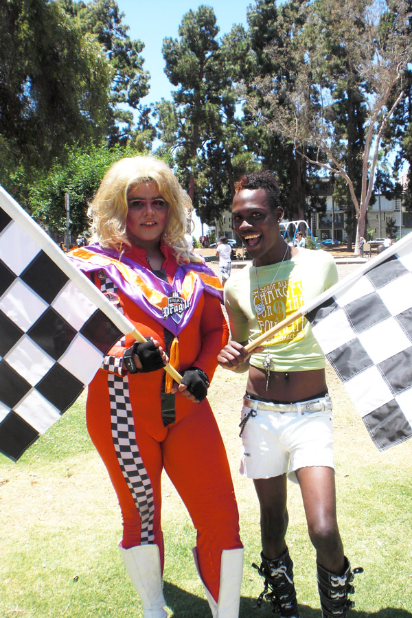 ... Gay, Bisexual, Transgender Pride Parade July 16 in Hillcrest and Balboa ...