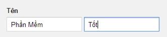 tạo tài khoản google