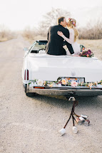 Get Away Wedding Car Decorations