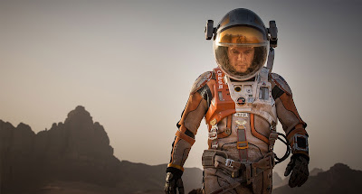 the martian film damon