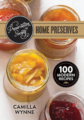 home preserves canning cookbook