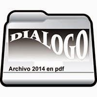 Archivo Periódico Diálogo 2014