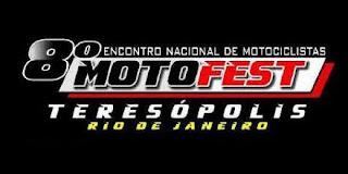 Motofest - 8ª edição do Encontro Nacional de Motociclistas em Teresópolis acontece de 6 a 8 de setembro