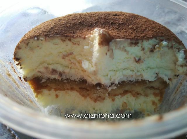 tiramisu, kfc premium dessert, gambar cantik tiramisu,