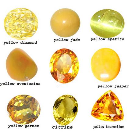 पीला रंग और उसका प्रभाव