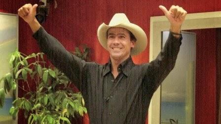 Rodrigo cowboy foi qem ganhou o prêmio de 500.000 reais