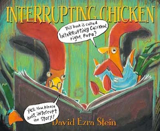 Interrupting Chicken - Getting Control of a Talkative Class - HeidiSongs