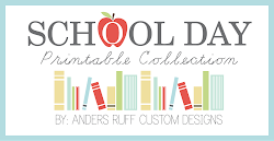 School Day Printable Collection