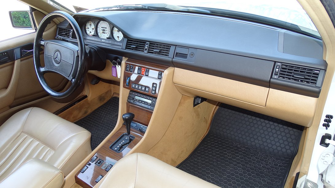 Mercedes Benz 300ce Mosselman Twin Turbo Benztuning