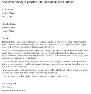 job application letter 4