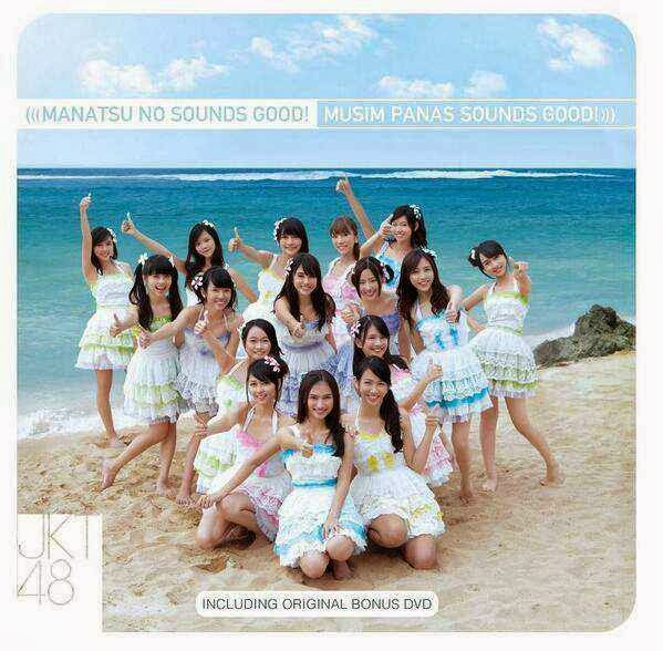 JKT48 – Manatsu no Sounds Good (Musim Panas Sounds Good)