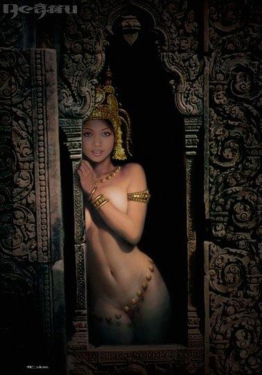 Apsara Nude