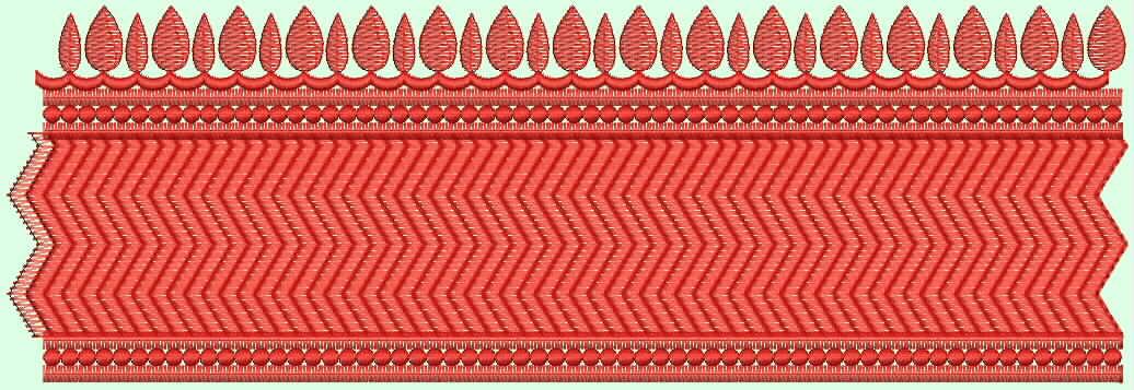 Embdesigntube Lace For Red Carpet Dress