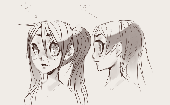 How To Draw Hair Trichology For Illustrators Draw Central