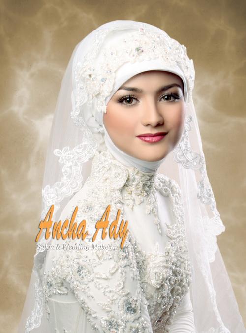 Chouz small Talk..: jilbab akad nikah