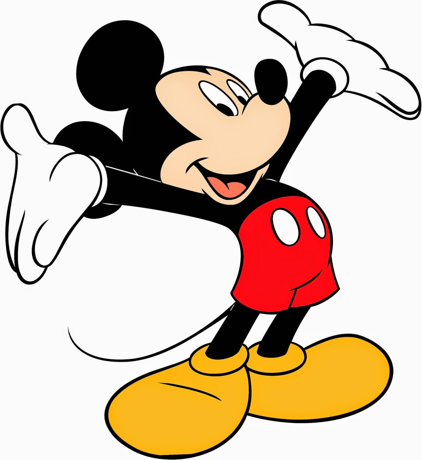 Dibujo Mickey Mouse Disney