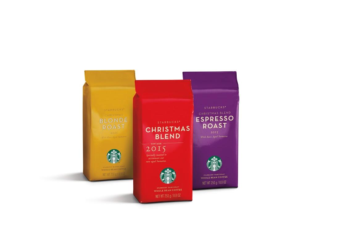 Starbucks Christmas Launch 2015 - Eat Well. Travel Often