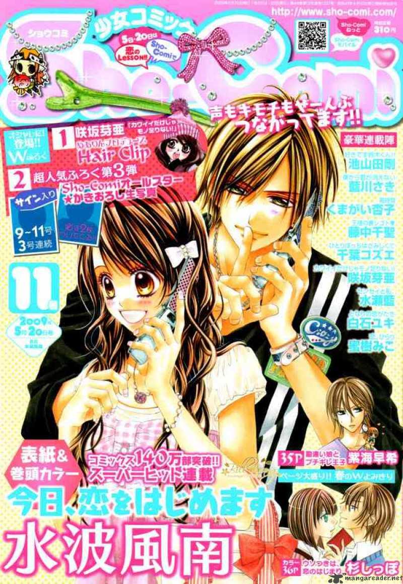 Romance manga reviews by Nekochan (=^_^=) : Kyou, Koi wo ...