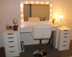 It is one of furniture that must be found in the house especially bedroom   This vanity is equipped with the large mirror  shelves  and of course the  lights Trend Home Decor Ideas. Big Vanity Mirror With Lights. Home Design Ideas
