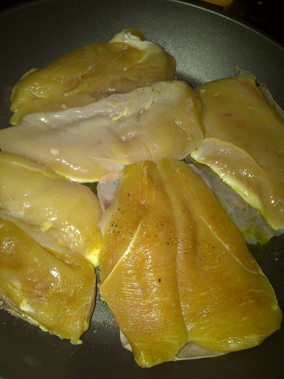 how to cook breast chicken piece