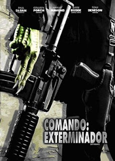 Comando Exterminador Dublado