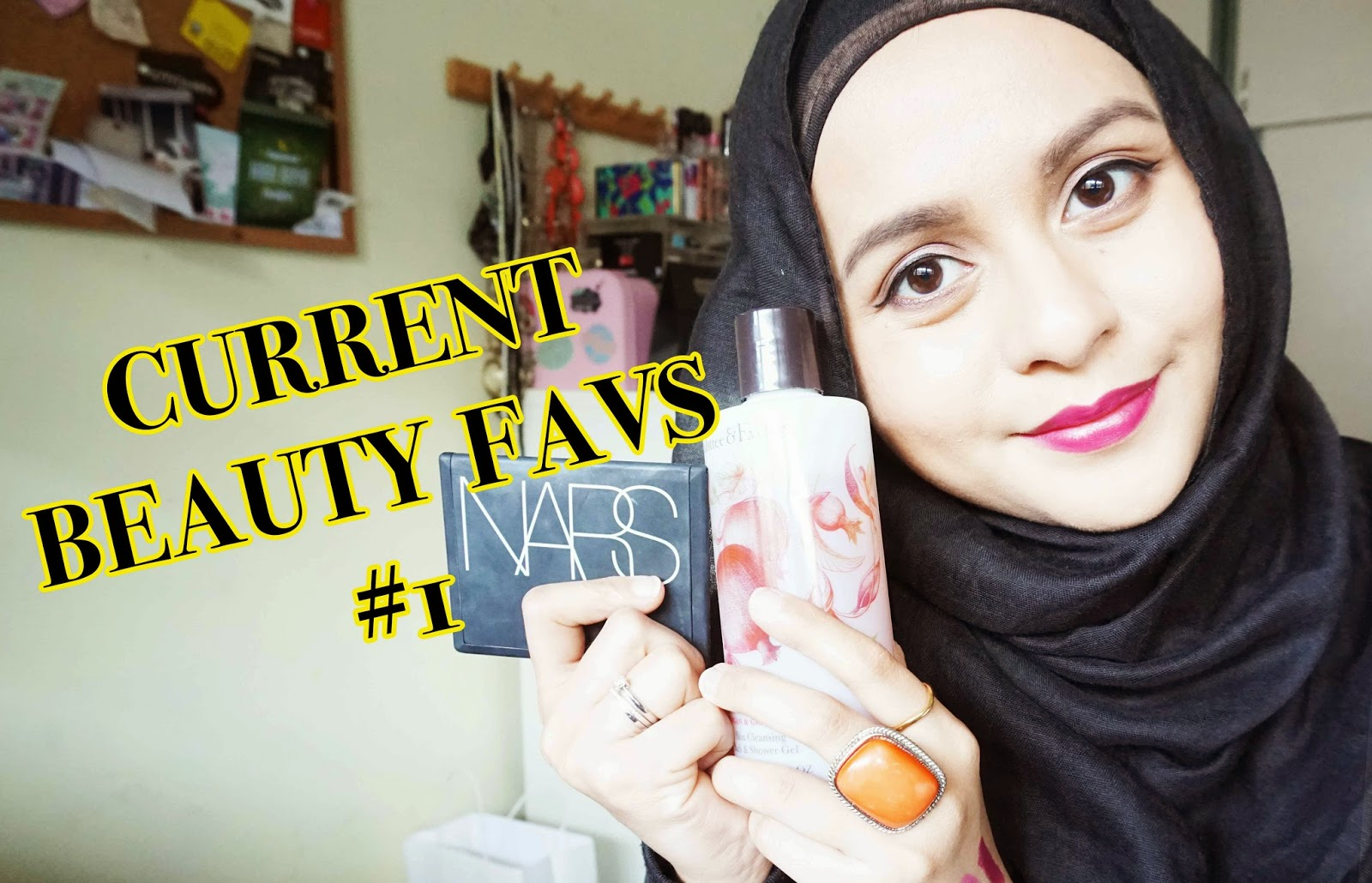 Current Beauty Favs #1 Video on YouTube