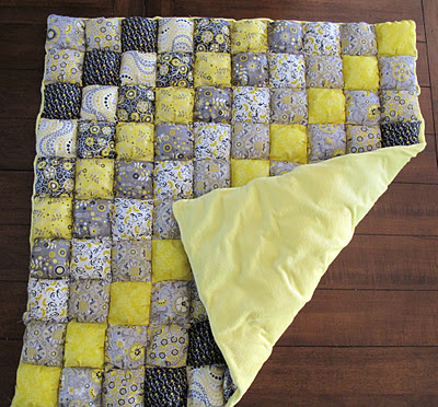 Fabric Amp Textile Warehouse How To Make A Puff Quilt