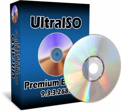 Tutorial Cara Membuat File .ISO Dengan UltraISO - TutorialCaraKomputer.com