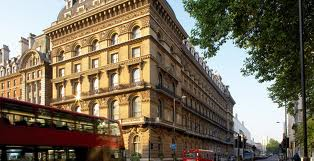 See Our London Base, The Grosvenor Hotel, on a London Map