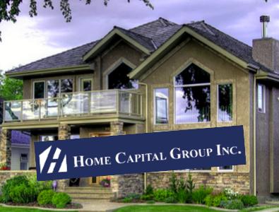 Канадский Home Capital Group на грани банкротства