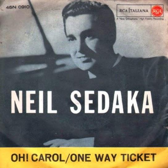 Oh! Carol. Neil Sedaka