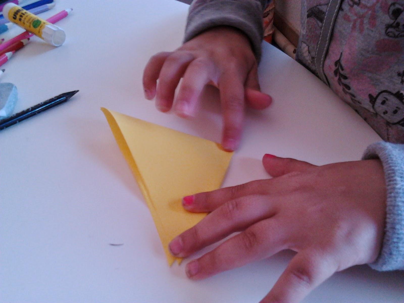O sol nasce para todos semana de inicia o ao origami - Origami para todos ...