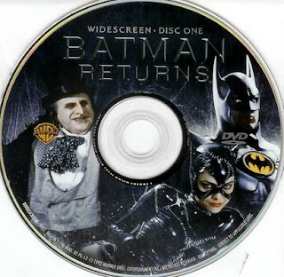 Batman Return DVD