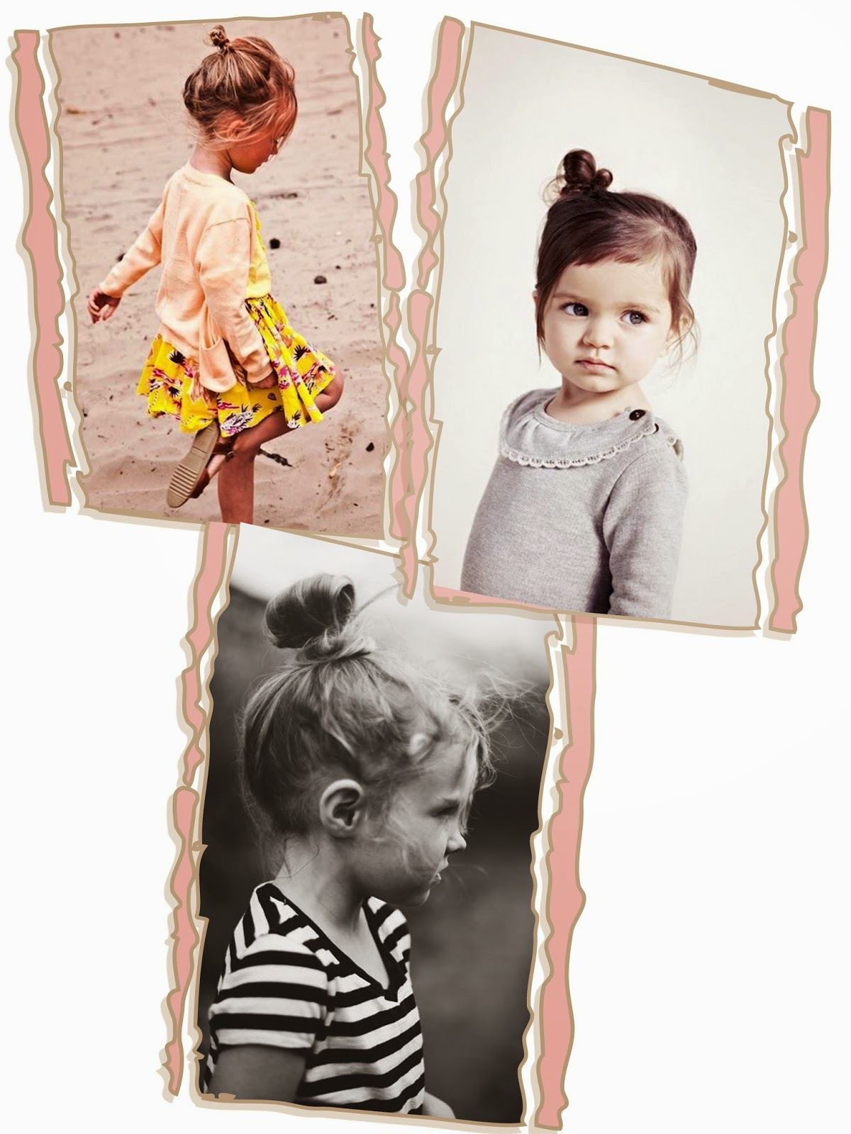 photo-peinados-niñas-ideas-estilo-moño-girl-bun